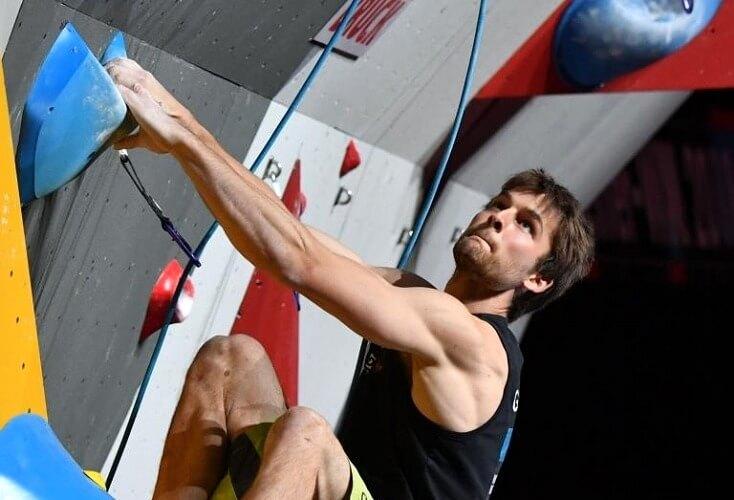Jan Hojer ist unter den Top 10 der Boulder-Weltrangliste (Bild: picture alliance)