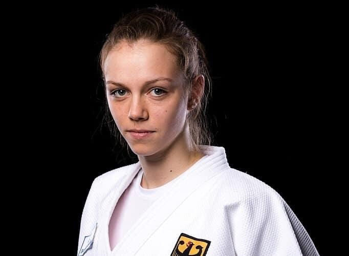 Judoka Sarah Mäkelburg vom Bundesstützpunkt Köln (Bild: OSP Rheinland)