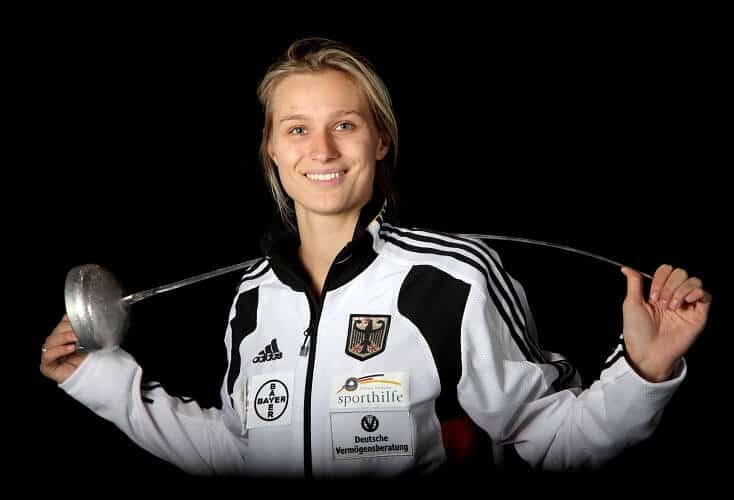 Britta Heidemann beendet ihre Karriere
