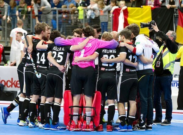 Junges Team gewinnt Hallen-EM-Bronze