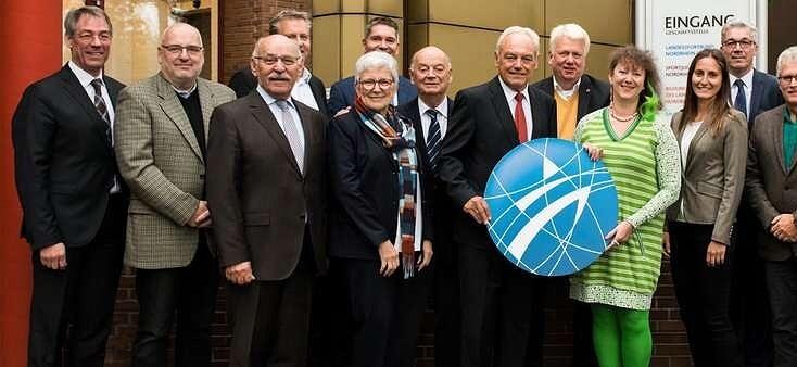 Überführung der drei NRW-OSPs in die Trägerschaft des Landessportbundes NRW