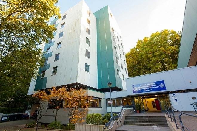 Die Zentrale des Olympiastützpunkts Rheinland ist in Köln.
