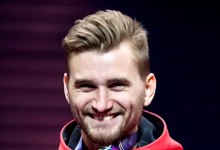 Leichtathletik Hallen-WM: Mateusz Przybylko sorgt mit Bronze für Auftakt nach Maß