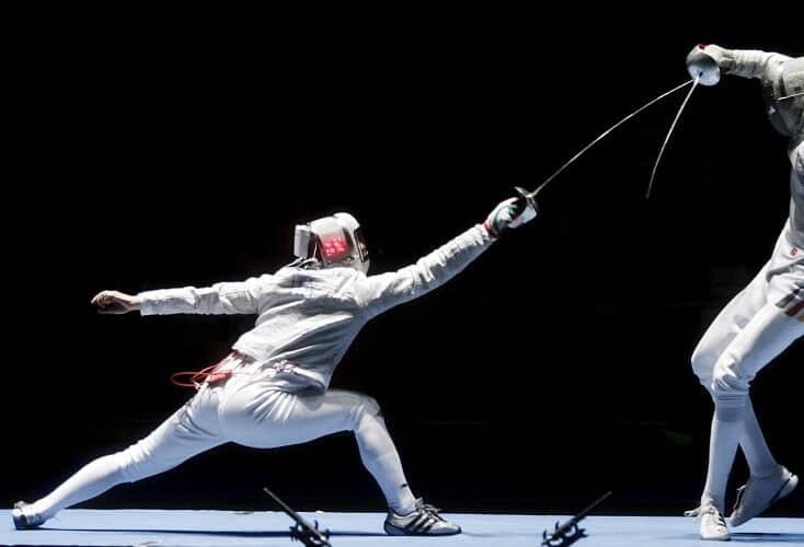 Bild zur News Fechten: Anna Limbach schlägt Olympiasiegerin in Montreal