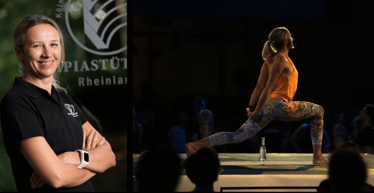 OSP-Yoga-Trainerin Barbara Plaza