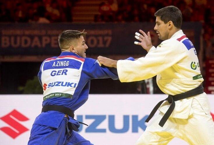Bild zur News Judo: Bronze für Maike Ziech und Anthony Zingg beim Grand Prix in Montreal