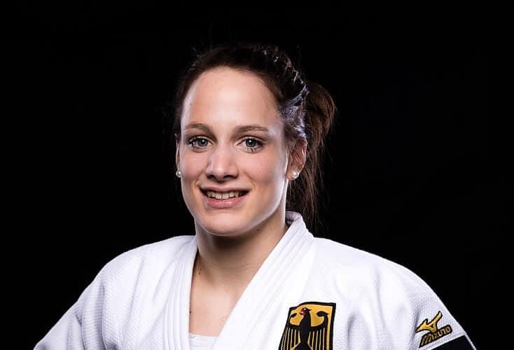 Judoka Nadja Bazynski (Bild: OSP Rheinland)