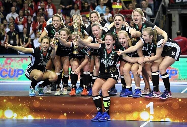 Hockey-Hallen-WM 2018: Gold für die deutschen Damen (Archivbild: picture alliance)