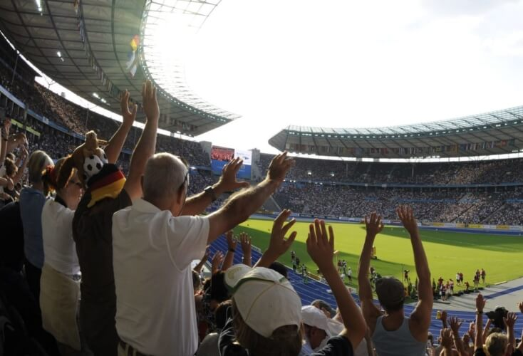 Berliner Olympiastadion (Bild: picture alliance)