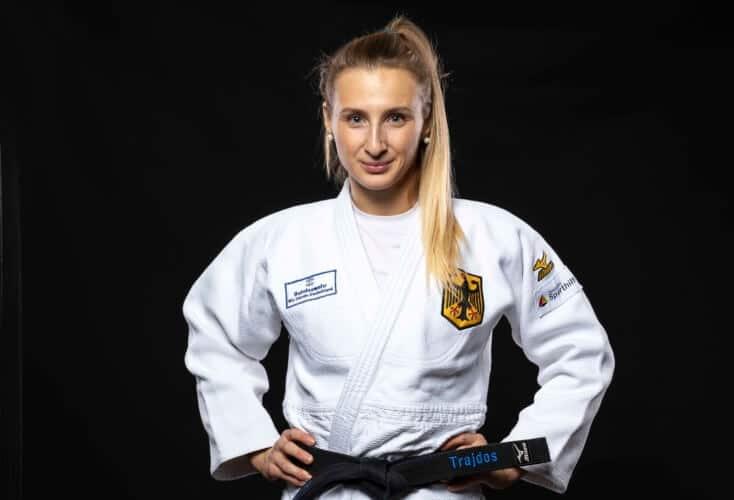 Bild zur News Judo: Martyna Trajdos und Karl-Richard Frey gewinnen Bronze in Tel Aviv