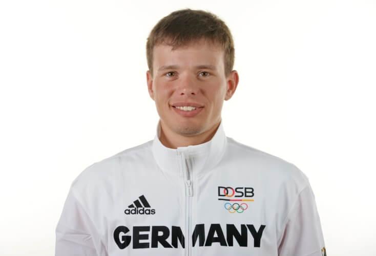 Olympiateilnehmer im Bahnradsport: Nils Schomber (Bild: Picture Alliance)
