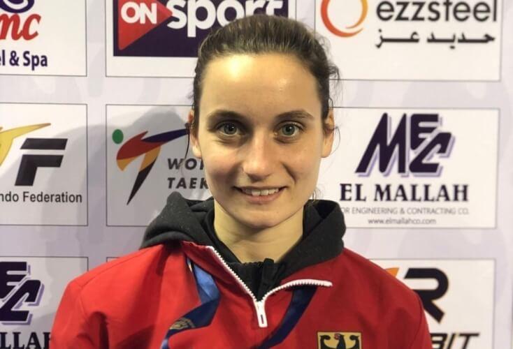 Bronze für Madeline Folgmann bei den Egypt Open.
