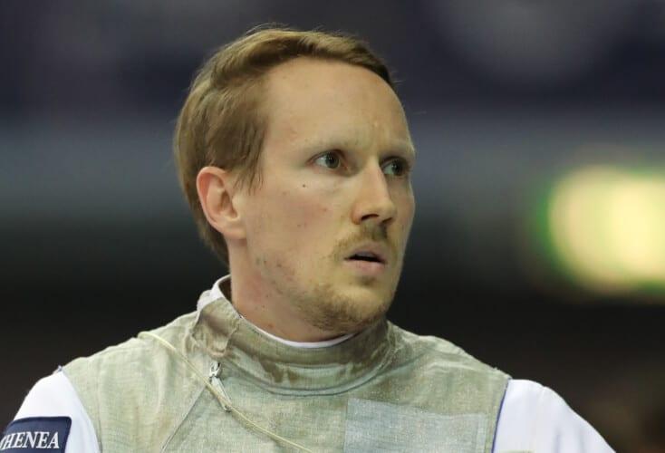 Florettfechter Benjamin Kleibrink wird zum 5. Mal Deutscher Meister (Archivbild: picture alliance)
