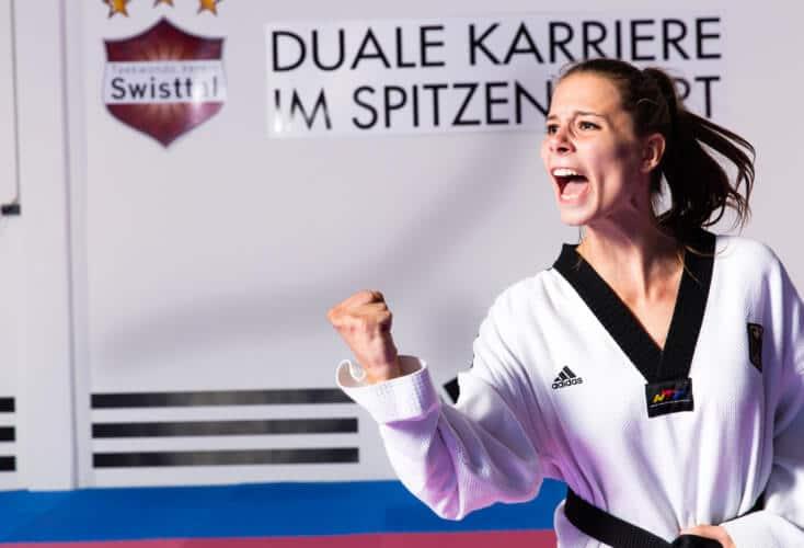 Yanna Schneider ist Deutsche Meisterin