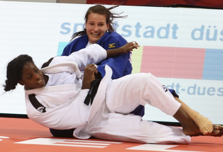 Anna Maria Wagner gewinnt Gold beim Grand Prix in Antalya (Bild: Falk Scherf, DJB)