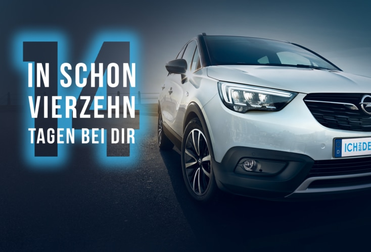 Der Opel Corssland X von ASS