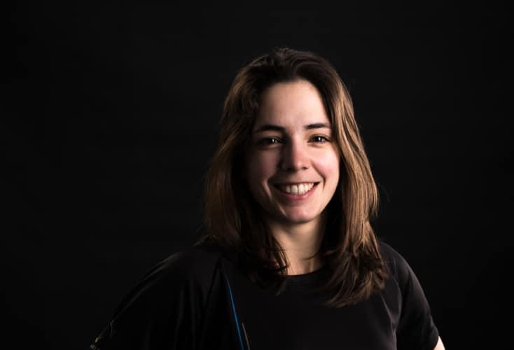 OSP-Ringerin Laura Mertens möchte zu den Olympischen Spielen nach Tokyo (Bild: OSP Rheinland)