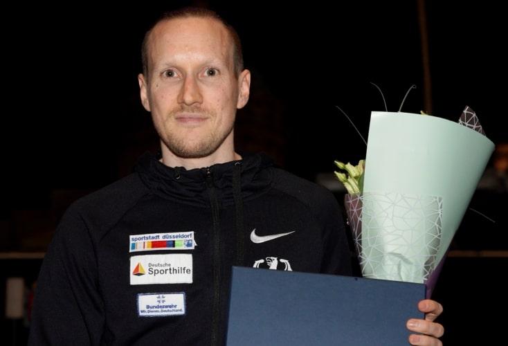3. Platz für OSP-Fechter Benjamin Kleibrink beim Weltcup in St. Petersburg (Bild: Augusto Bizzi)