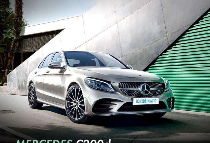 ASS-Partnerangebot: DAS BESTE ODER NICHTS - Der Mercedes C200d