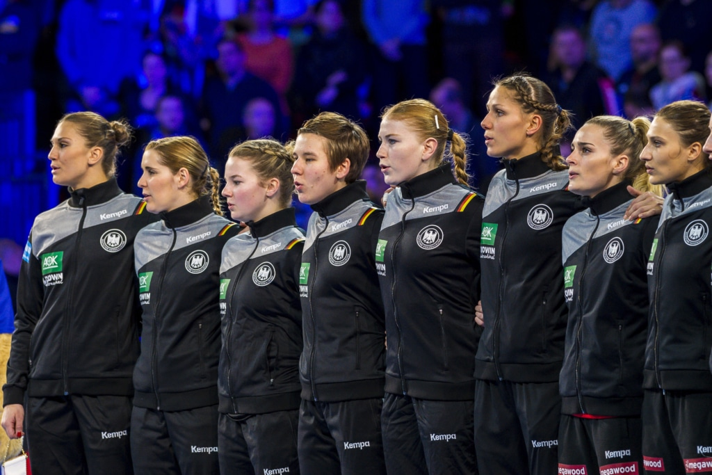 Deutsche Frauen Handball Nationalmannschaft