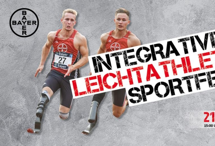 Integratives Sportfest in Leverkusen (Bild: TSV Bayer 04 Leverkusen)