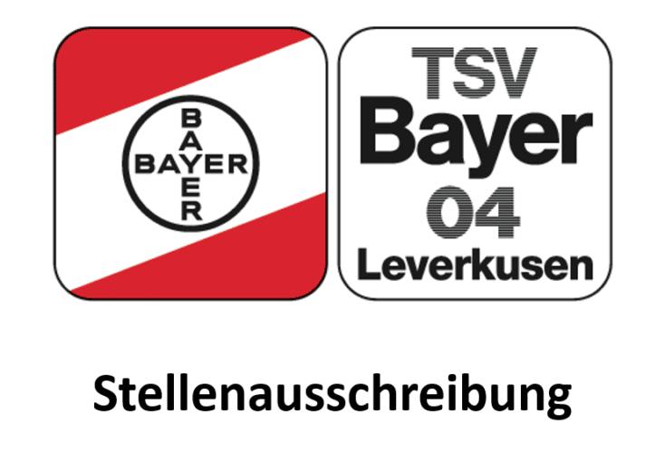 Bild zur News Stellenausschreibung: Leichtathletikabteilung TSV Bayer 04 Leverkusen