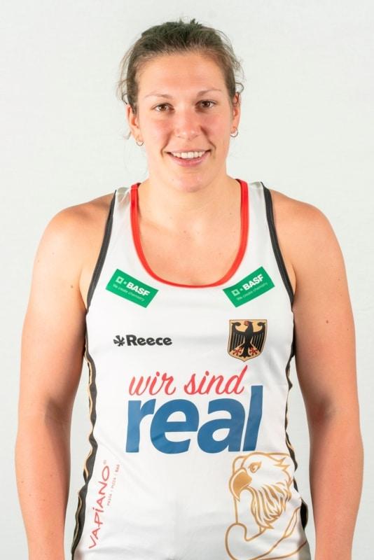 Portrait Rebecca Grote
