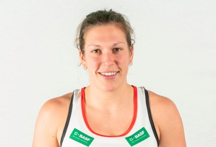 Bild zur News Hockey: Rebecca Grote von RW Köln im Portrait
