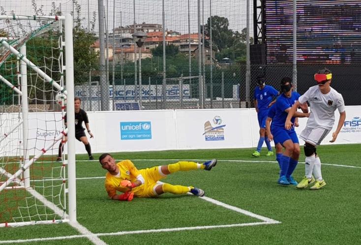 Blindenfußball: Paralympics-Traum ist geplatzt (Bild: Gaby Husmann)