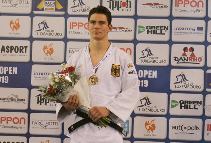 Falk Petersilka gewinnt European Open in Luxemburg (Bild: NWJV / Erik Gruhn)