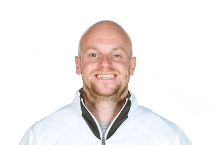 Bundesstützpunkttrainer Köln Dominic Giskes (Bild: Dirk Markgraf)