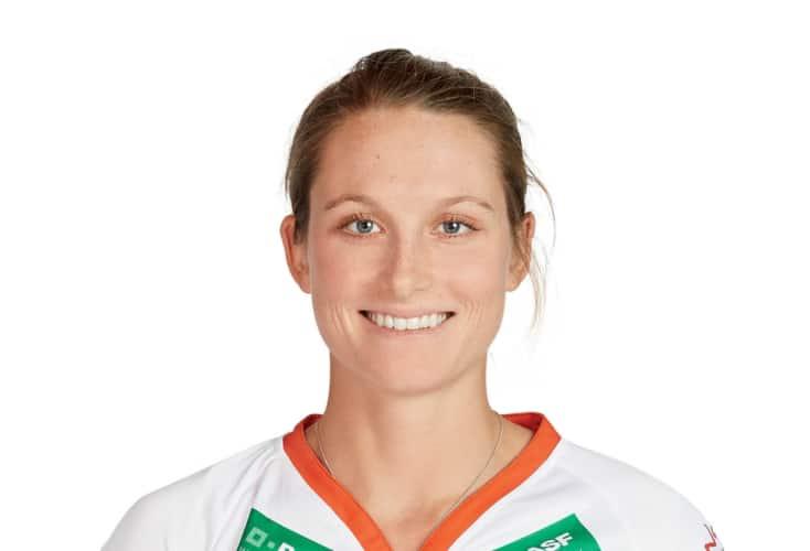 Cécile Pieper  (Bild: © Deutscher Hockey-Bund)