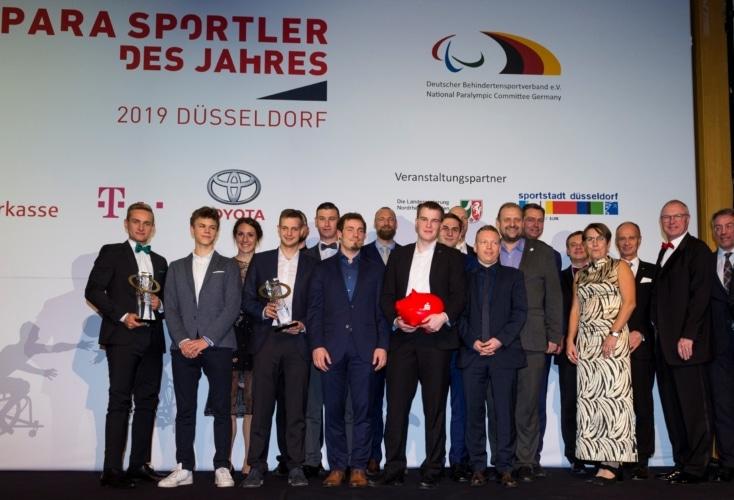 Para Sportler des Jahres 2019 (Bild: Ralf Kuckuck / DBS)