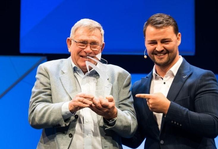 Bild zur News Felix-Award: OSP-Athleten/innen räumen bei der bei der NRW-Sportlerwahl ab