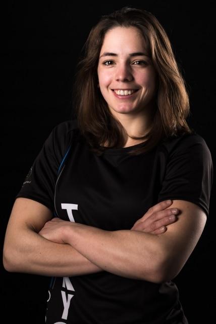 Portrait Laura Mertens