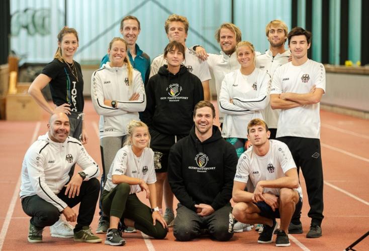 Bild zur News Hang Loose – das ABC des Wellenreitens hält Einzug am Olympiastützpunkt NRW/Rheinland