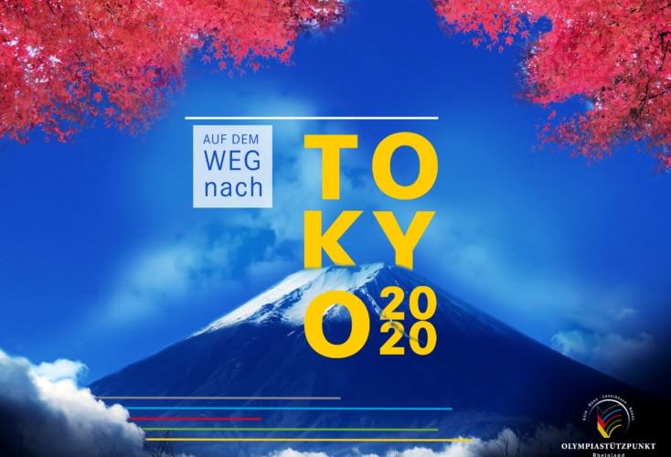 TOKYO 2020 findet im Sommer 2021 statt (Bild: OSP NRW/Rheinland)