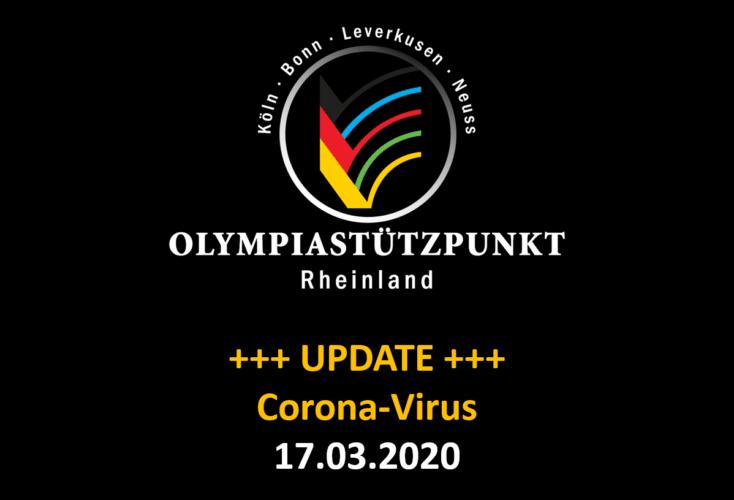 Der OSP hält euch mit Updates zu seinen Betreuungsleistungen auf dem Laufenden.