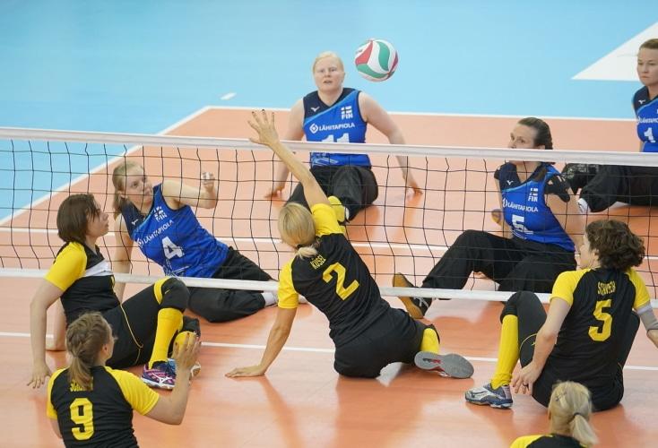 Die deutschen Damen verpassen das Ticket für Tokyo 2020 (Bild: © Mirjam Schüler).