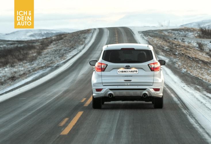 Ford Kuga Titanium (Modell 2019) für 279 € im 12-Monats-Neuwagen-Abo