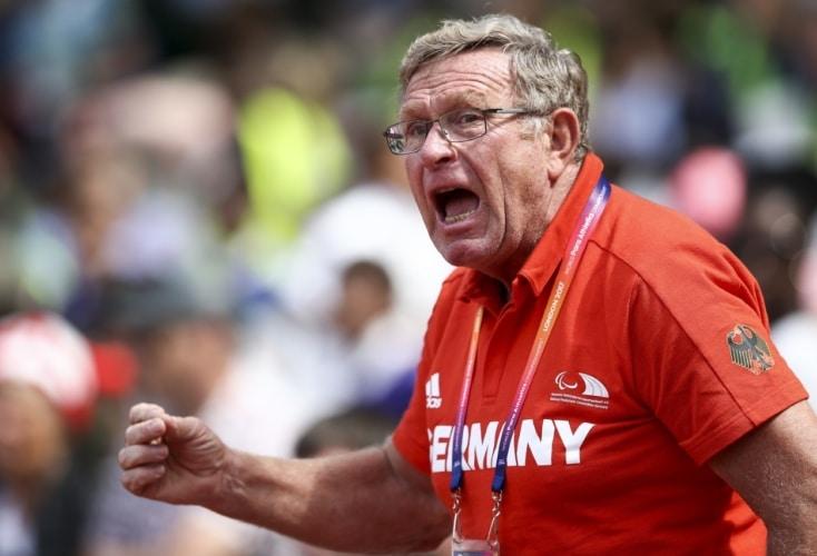 Para-Trainer Karl Heinz Düe (Bild: Beautifulsports / Axel Kohring)