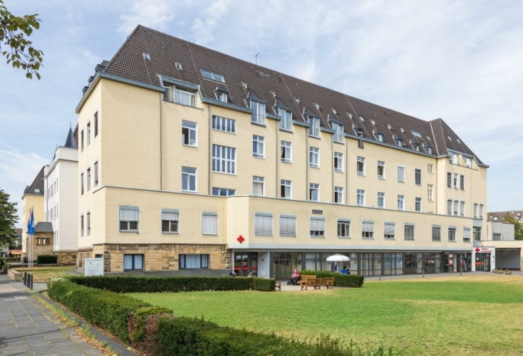 Bild zur News Neuer OSP-Kooperationspartner Medizin: St. Hildegardis Krankenhaus in Köln