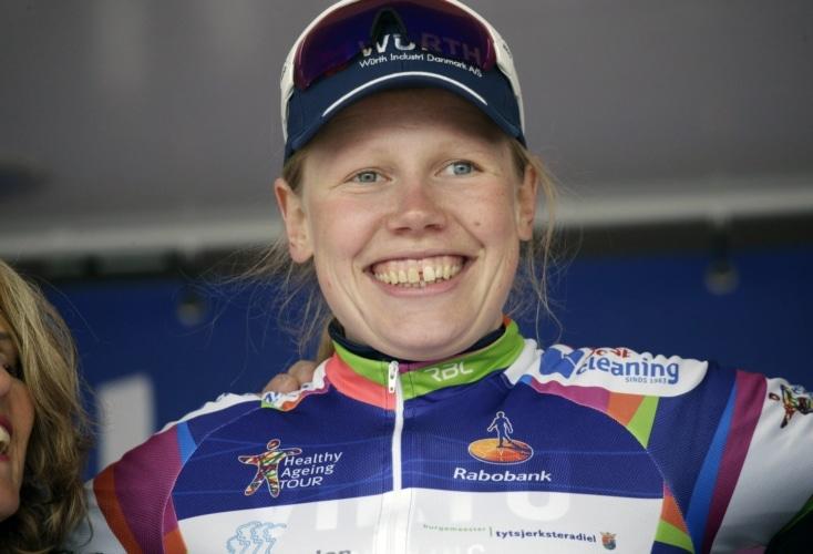 Bild zur News Radsport: Mieke Kröger geht heute bei der Rad-WM an den Start