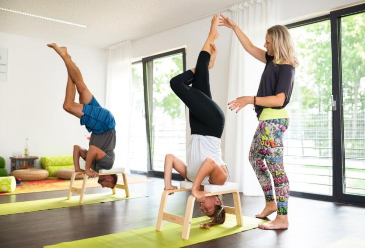 Neue Yoga-Termine bei Barbara Plaza (Bild: OSP Rheinland)