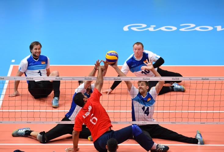 Sitzvolleyball: Nach RIO 2016 voller Fokus auf die Qualifikation für TOKYO 2020 (Bild: Ralf Kuckuck / DBS)