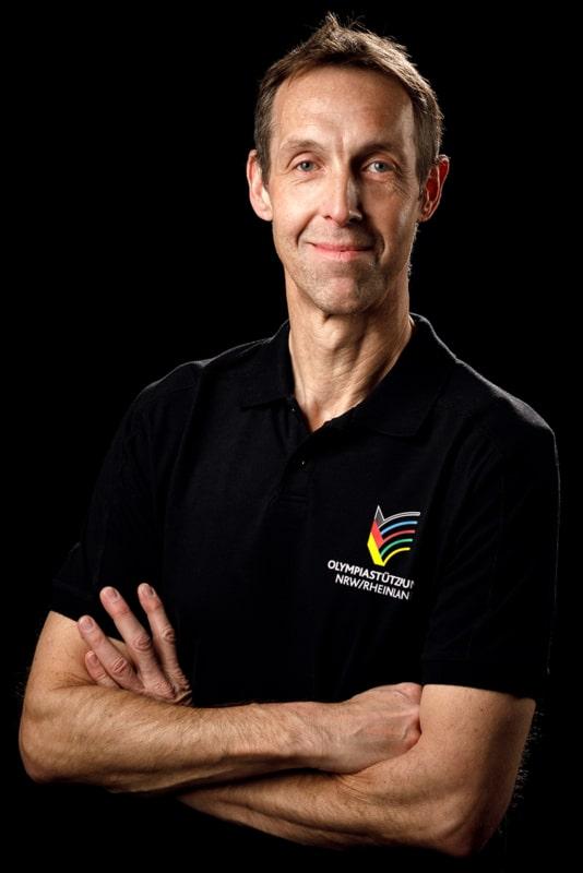 Portrait Dr. Oliver Bloch