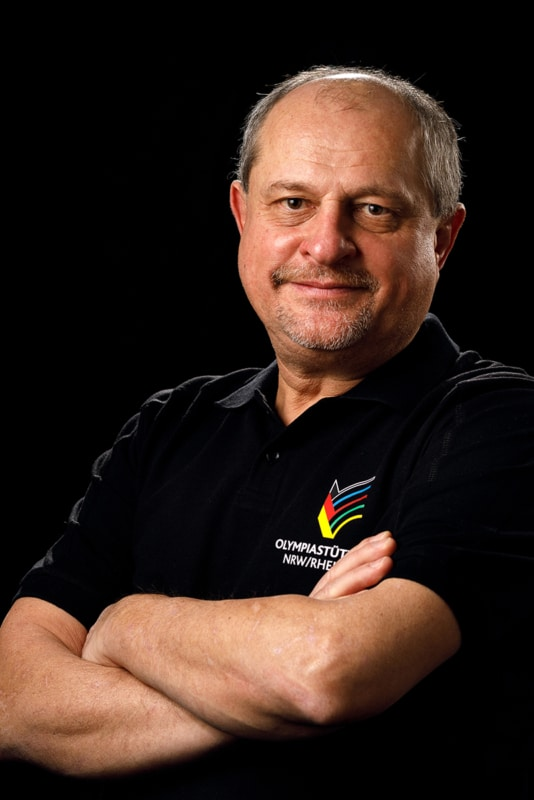 Portrait Imre Bujdoso
