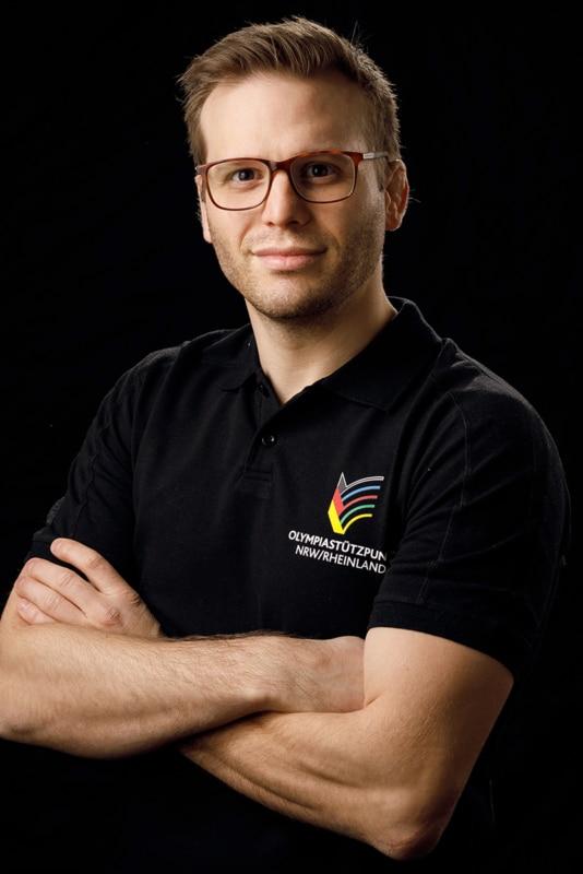 Portrait Maxime Lambert