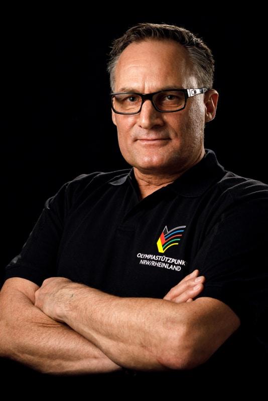 Portrait Wolfgang Oschwald