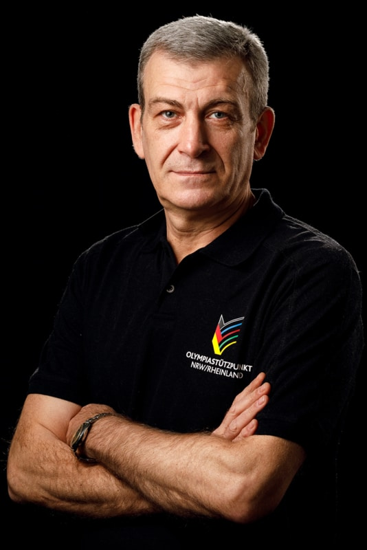 Portrait Gregory Tolkovets